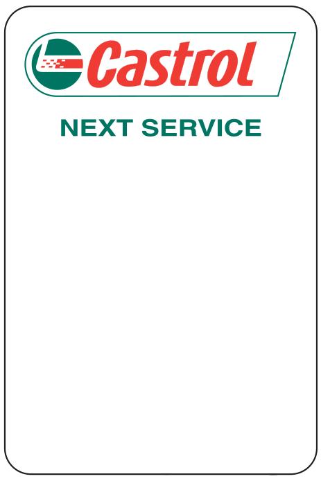 change stickers machine