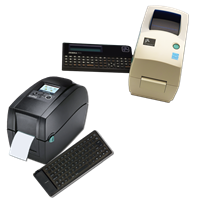 Label Printers and Keypads