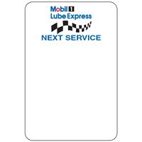 Mobil 1 Lube Express - Zebra TLP - OS23WE / OL23WE