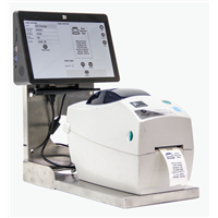 MTP Tablet (with System Software), Zebra 2824 Printer & Wall Mount